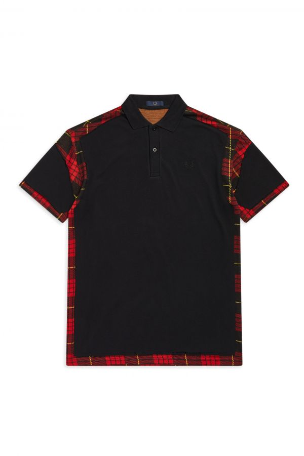 Laurel Wreath Polo Con Bordi Sfrangiati