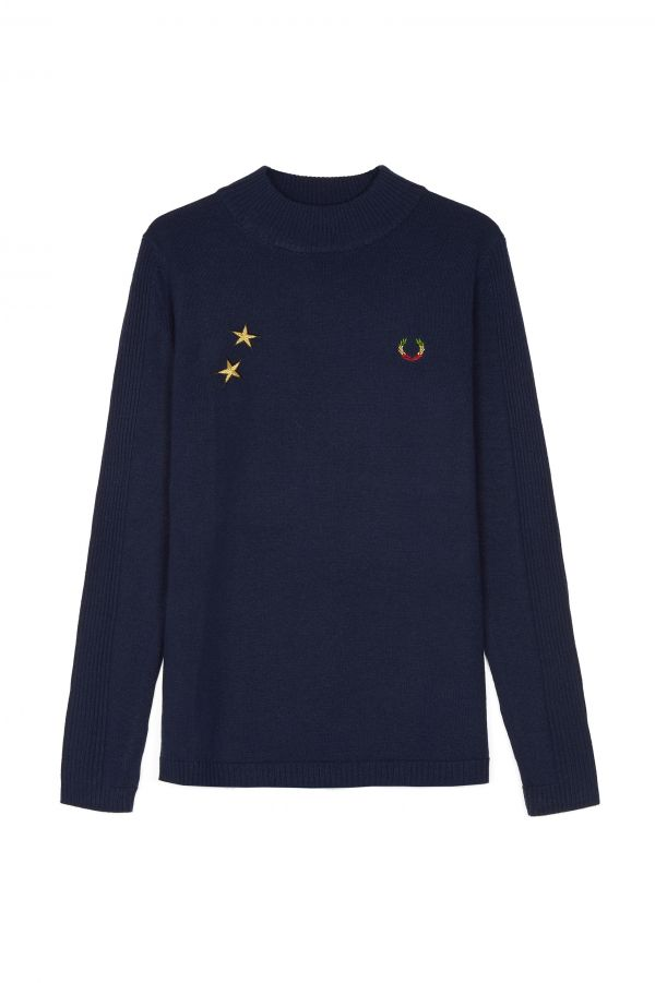 Bella Freud Turtleneck Jumper