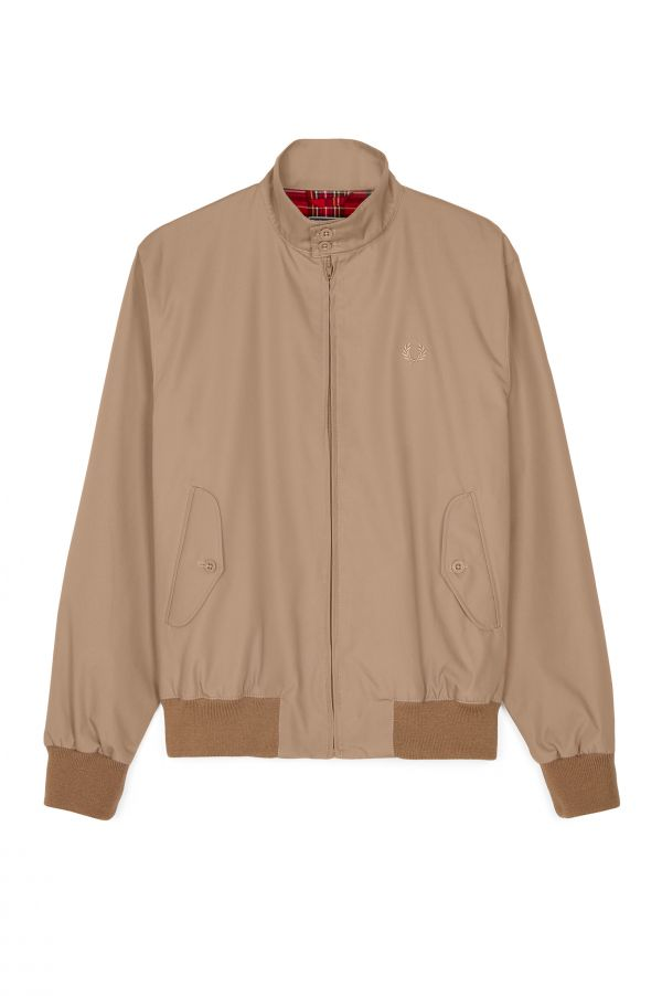 Reissues Blusão Harrington Made In England