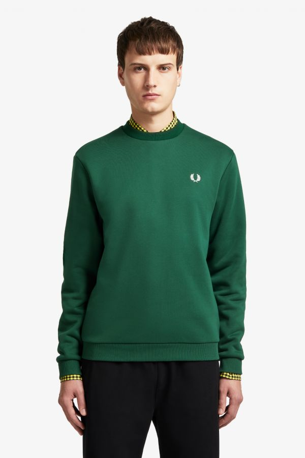 Sweatshirt imprimé Laurel Wreath