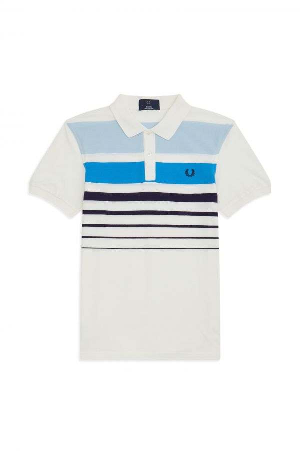 Reissues Polo In Piqué A Righe