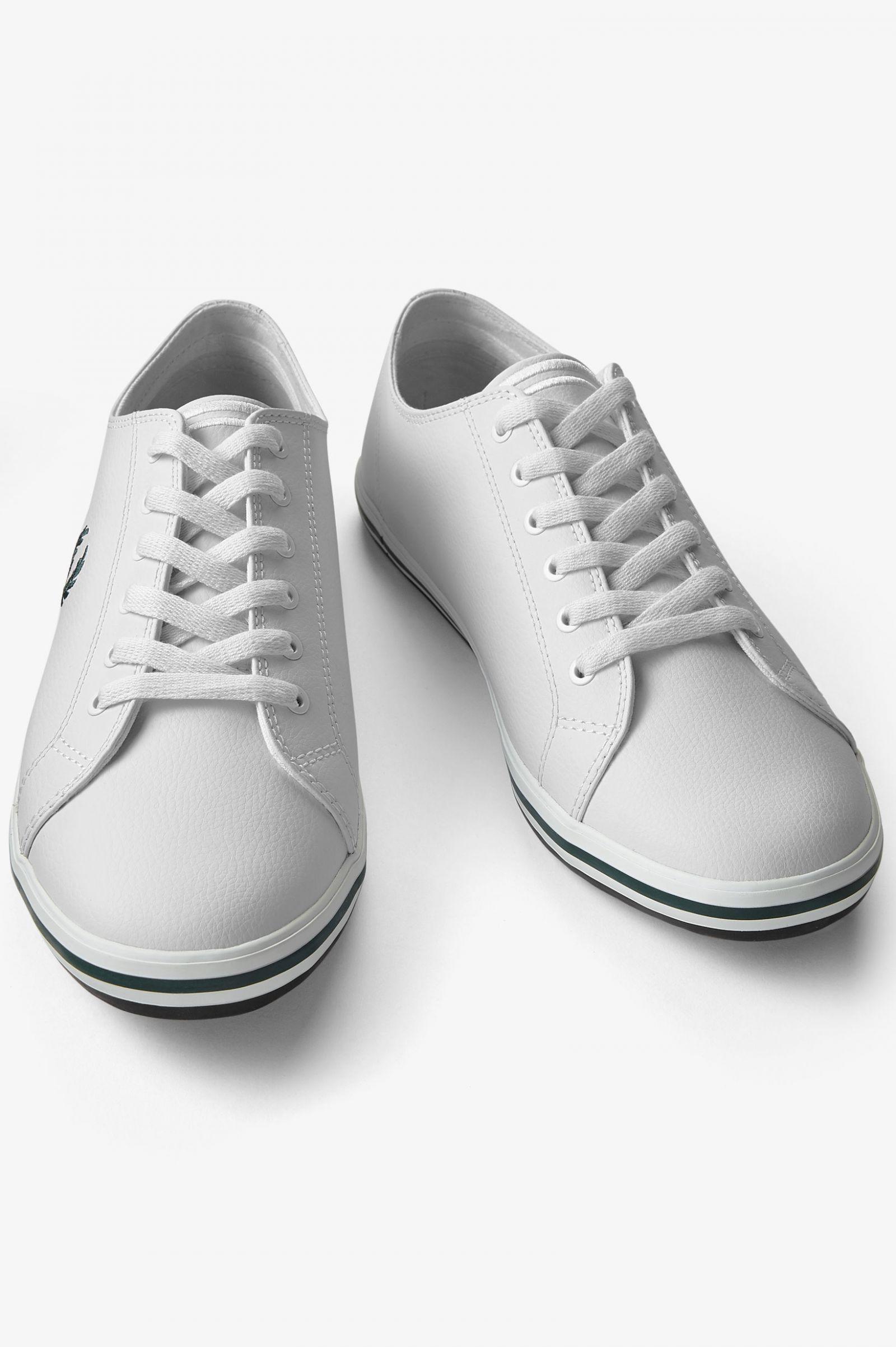 Kingston Leather - White | Men's