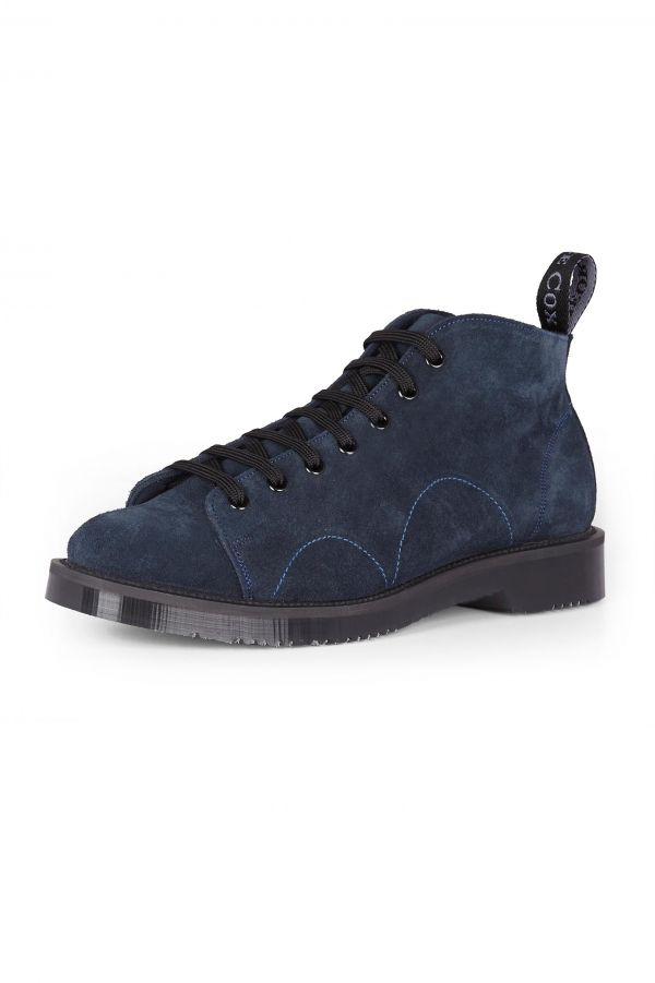 George Cox Suede Monkey Boot