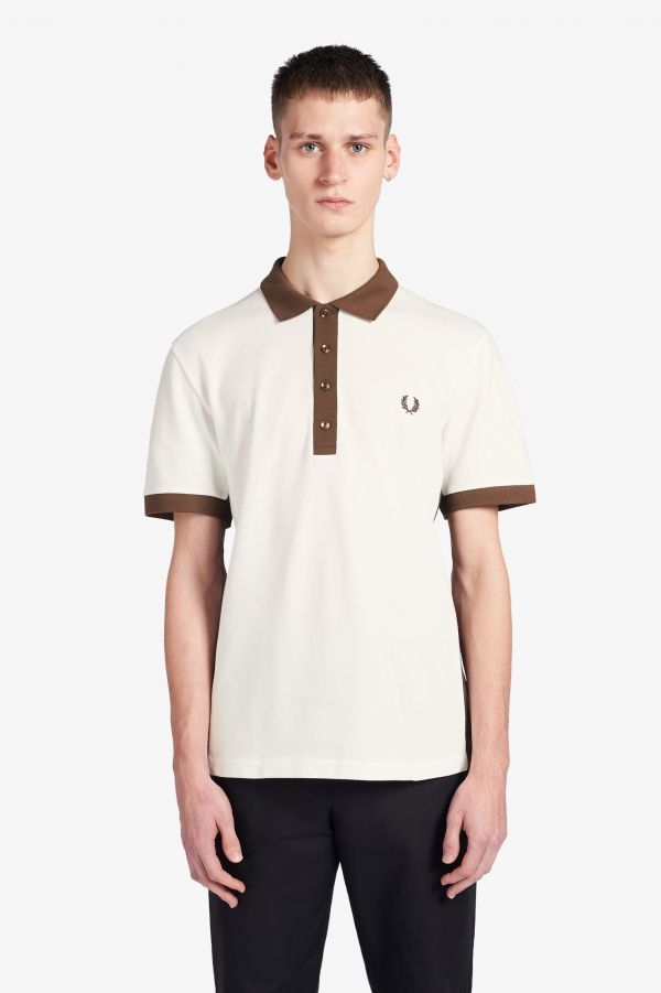 Reissues Side Panel Polo Shirt