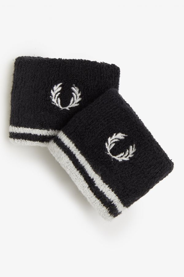 Tipped Towelling Sweatbands