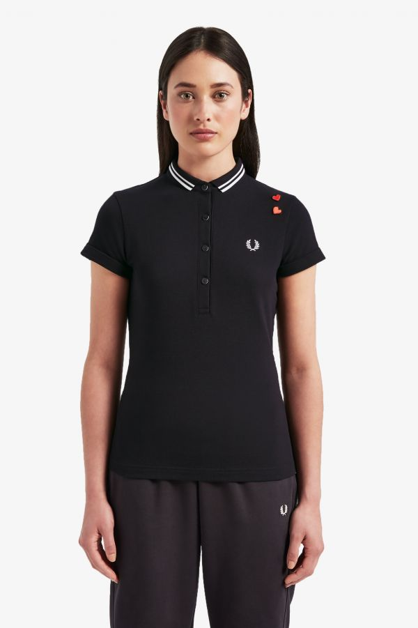 Amy Winehouse Foundation Amy Fred Perry Shirt