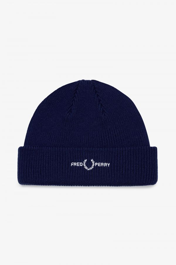 Graphic Branded Beanie
