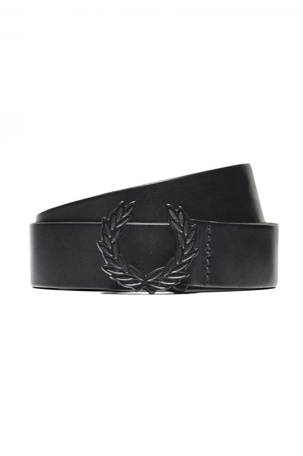 Laurel Wreath Buckle Belt
