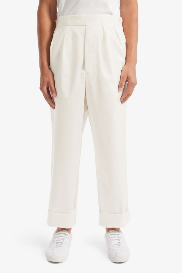 Margaret Howell Twill Tennis Trousers