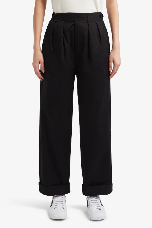Margaret Howell Pantaloni Da Tennis In Twill