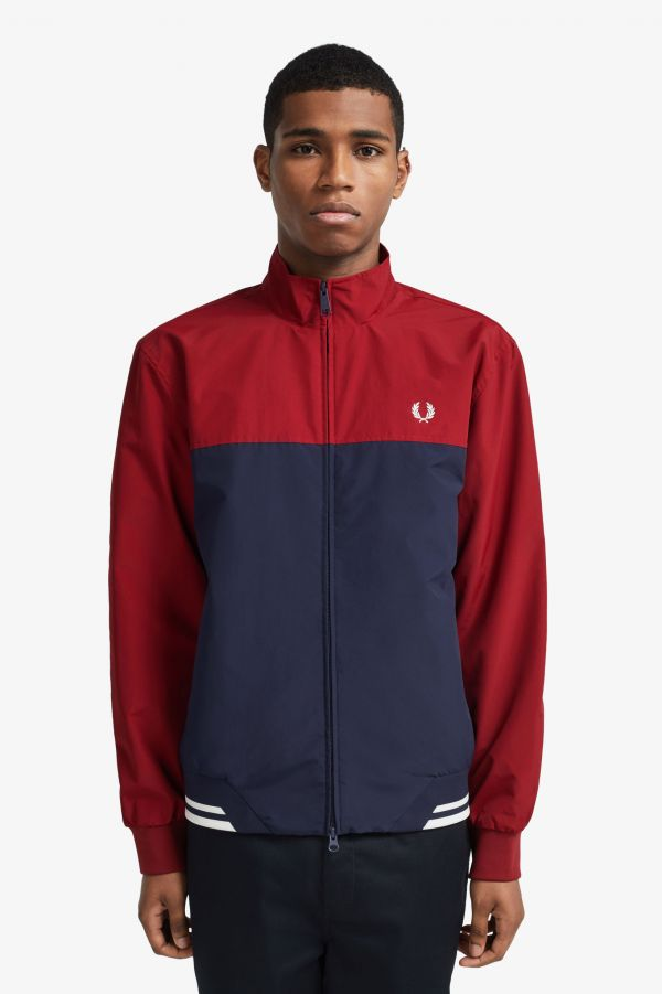 Colour Block Brentham Jacket