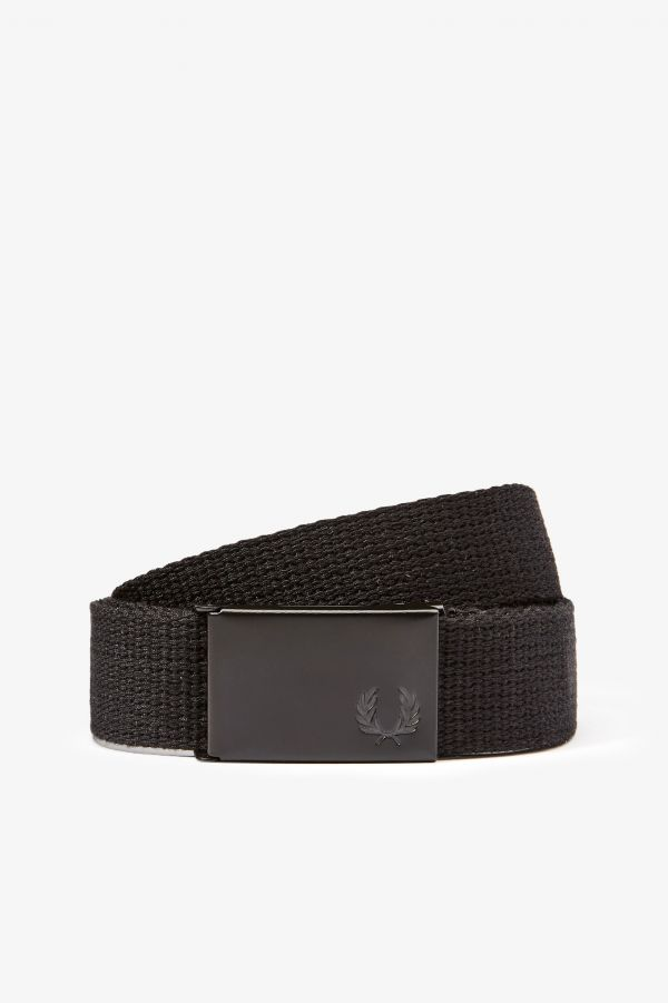Graphic Webbing Belt