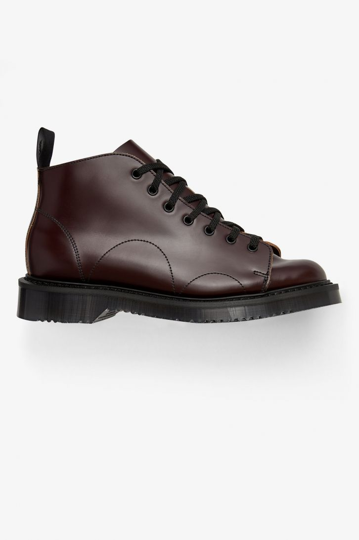 George Cox Monkey Boot en cuir