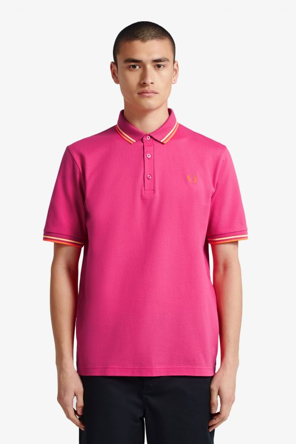 Polo Fred Perry Made In Japan