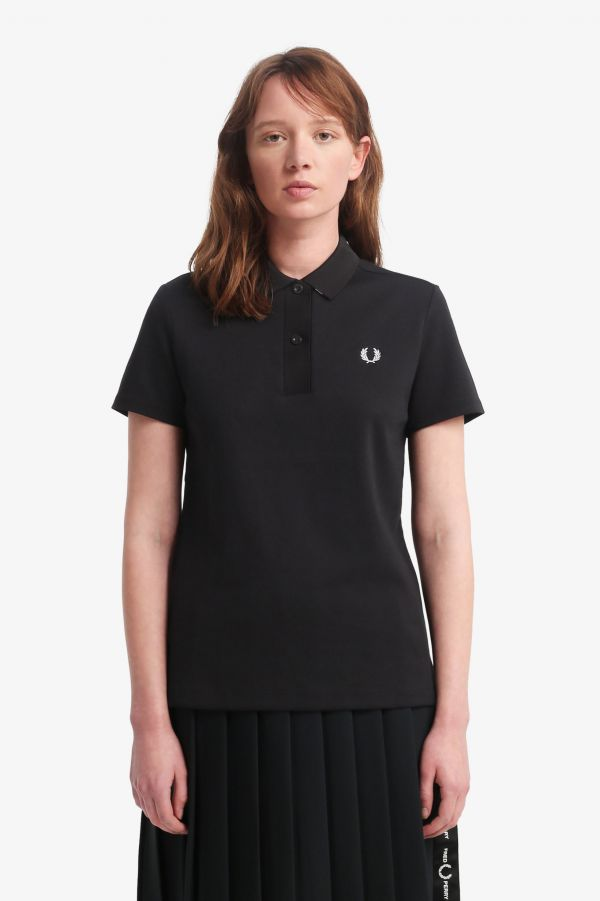 Fred Perry Graphic Polo Shirt