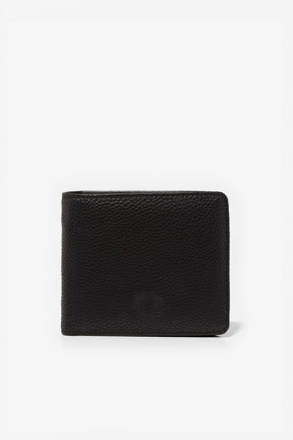 Tumbled Billfold Wallet