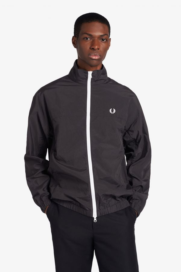 Zip-Through Shell Jacket
