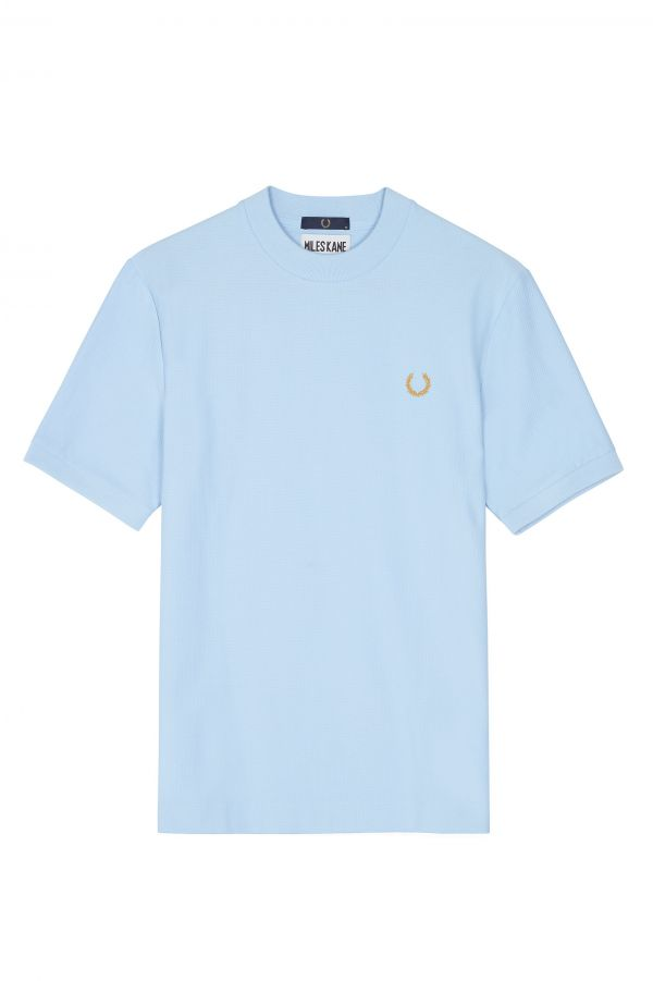 T-Shirt En Piqué Miles Kane