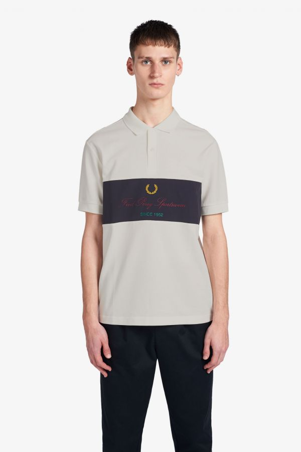 Archive Branding Polo Shirt
