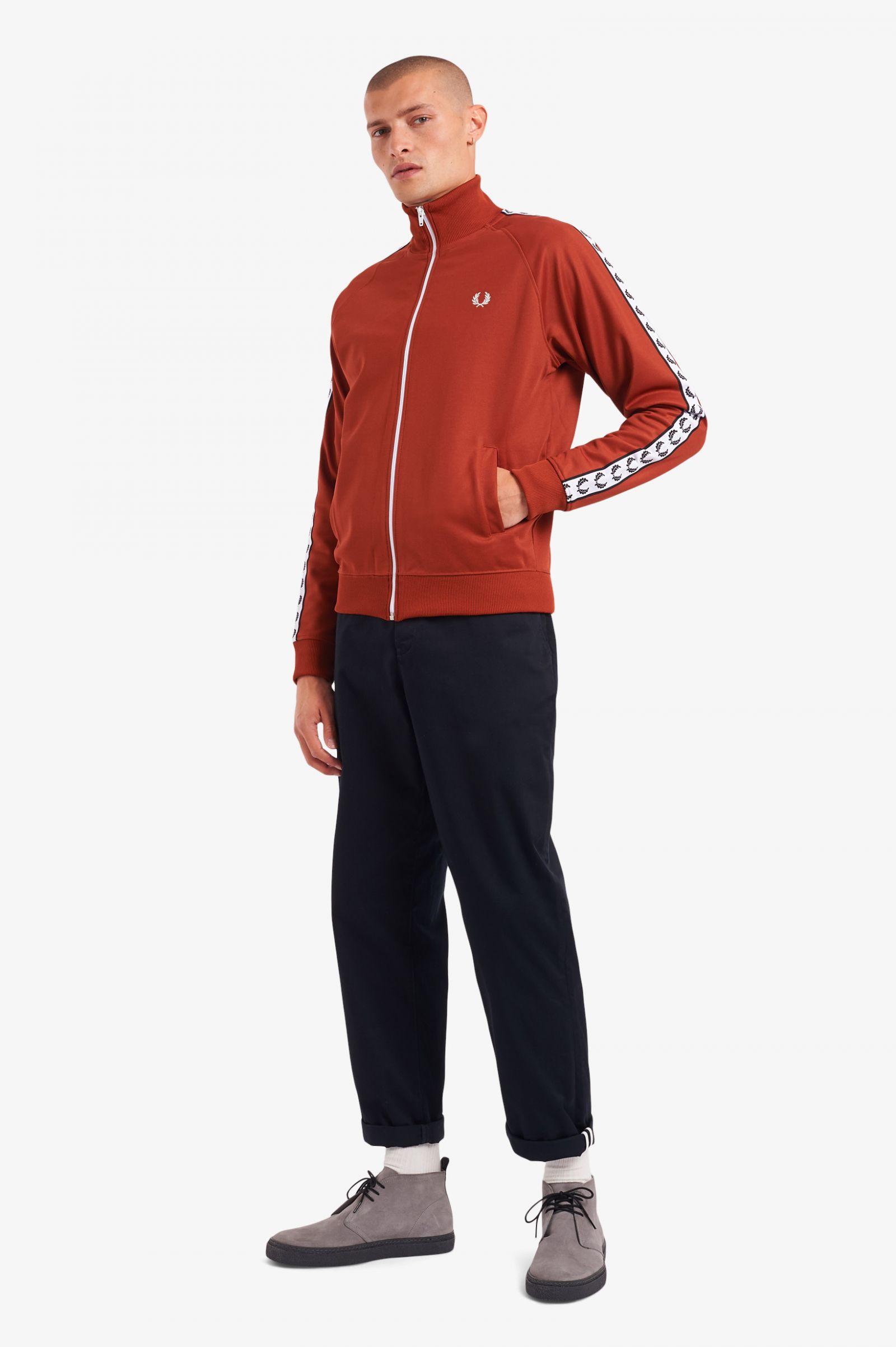 Trainingsjacke mit Sportband Schwarz   Trainingsjacken für