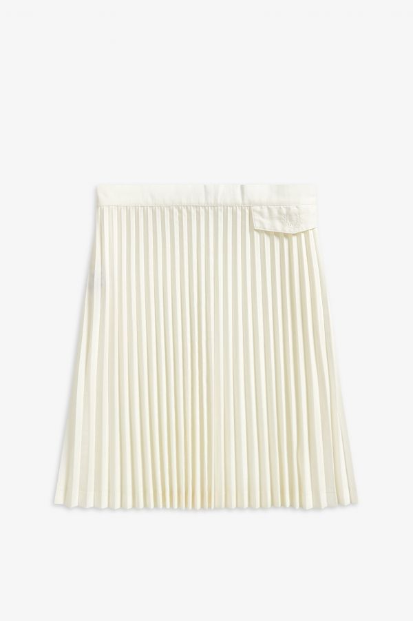 Margaret Howell Pleated Tennis Skirt