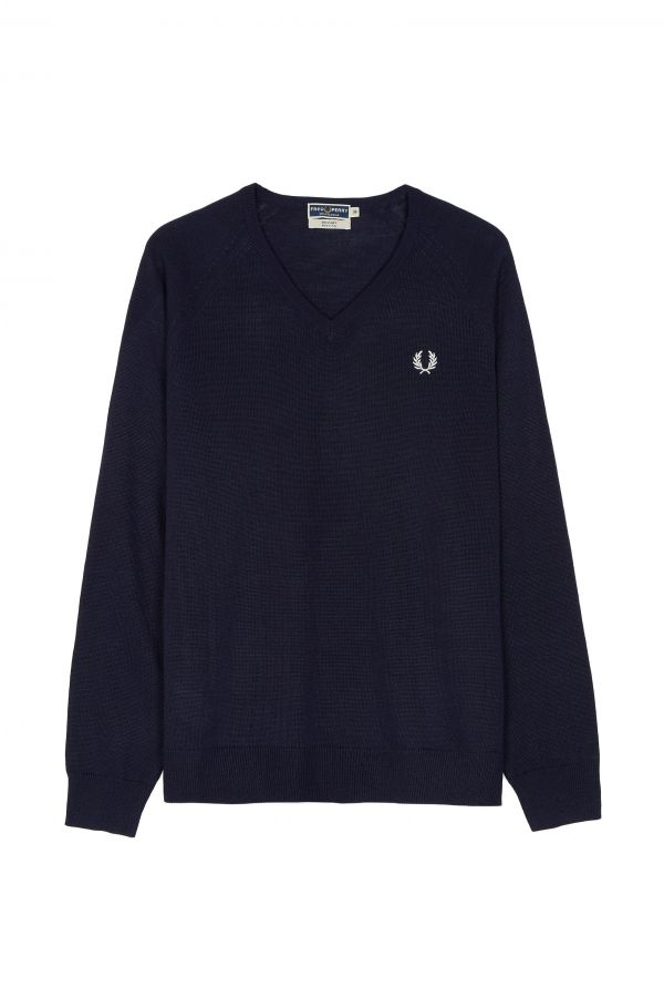 Reissues V-Neck Jumper