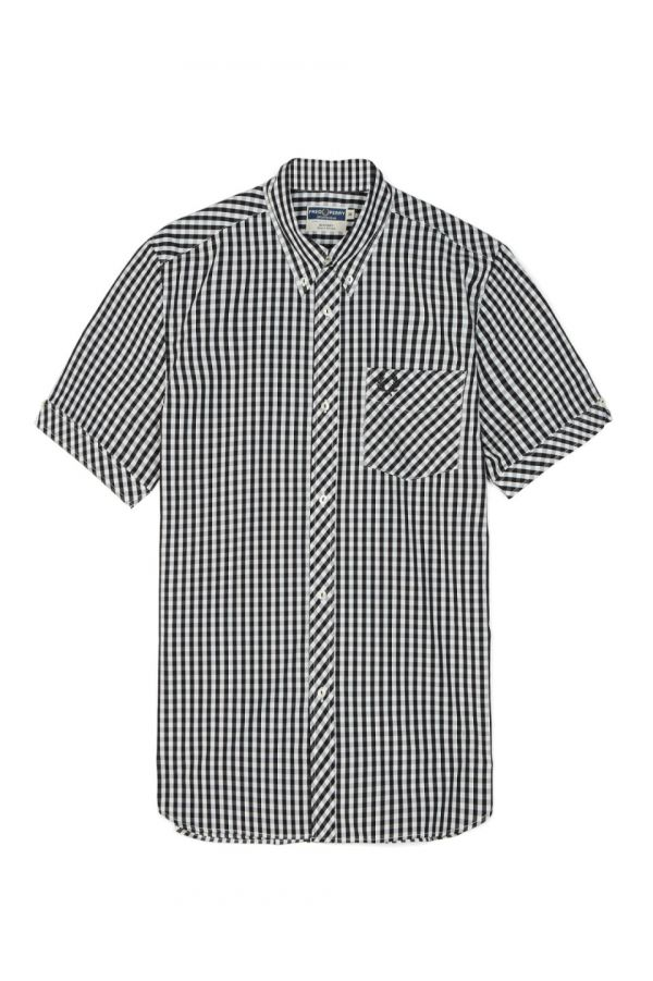 Reissues Short Sleeve Gingham Shirt