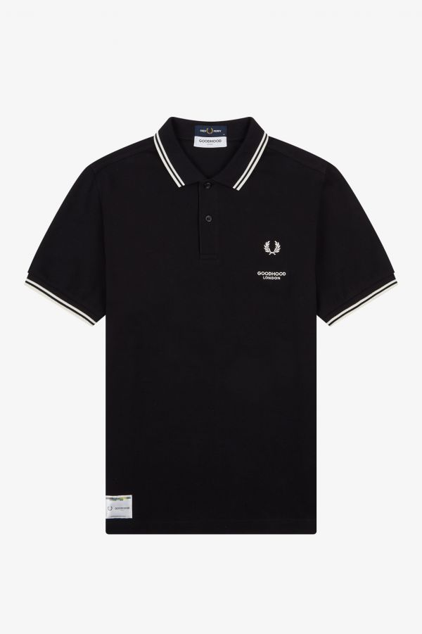 Polo estampado
