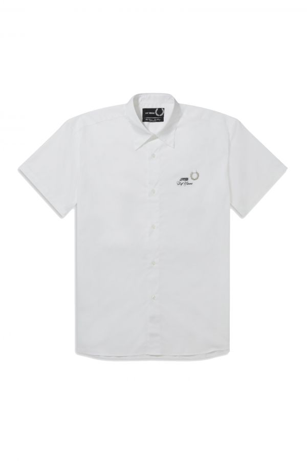 Raf Simons Laurel Wreath Detail Shirt