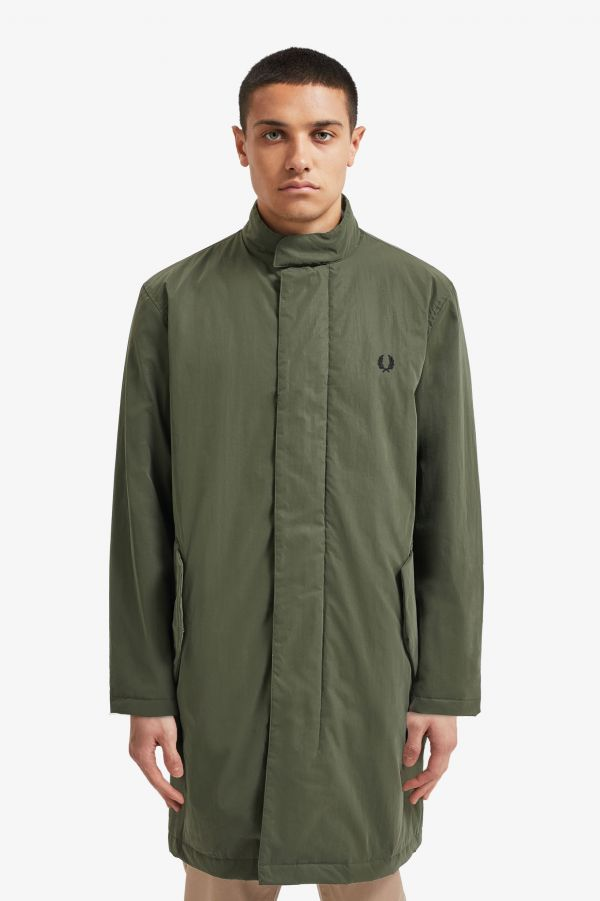 Imperméable Style Harrington