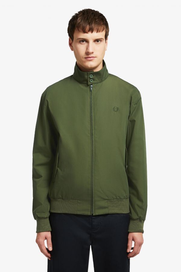 Made In England Giacca Harrington