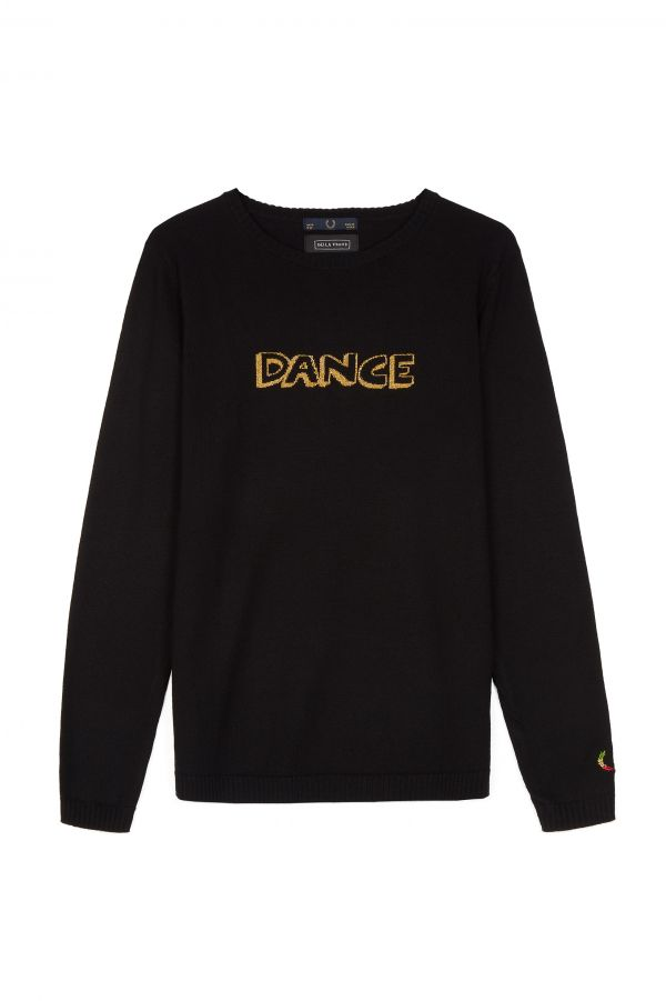 Bella Freud Dance-Pullover