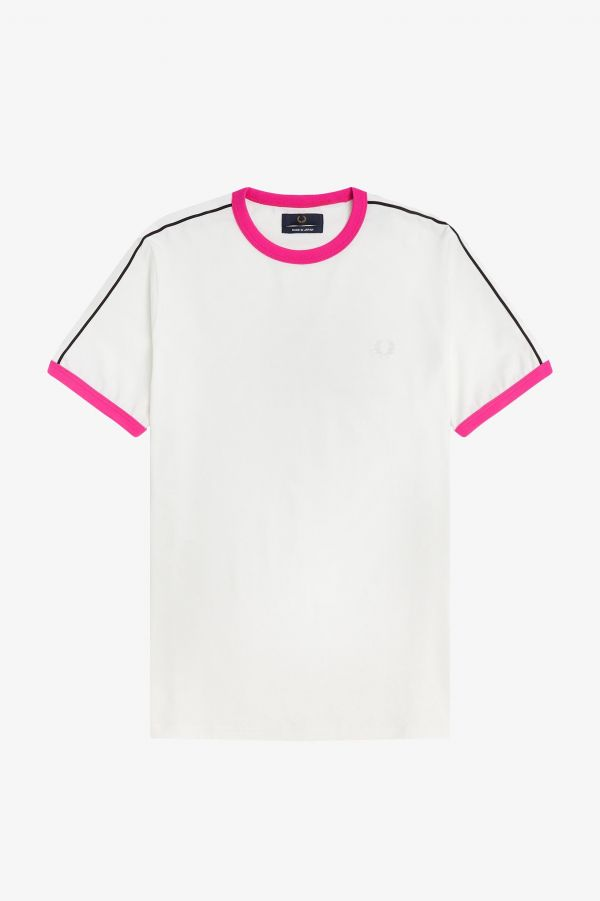 Luminous Taped Ringer T-Shirt