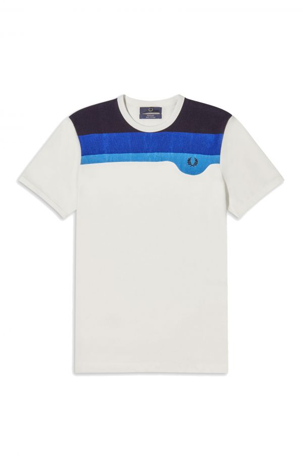 Reissues Towelling Detail T-Shirt