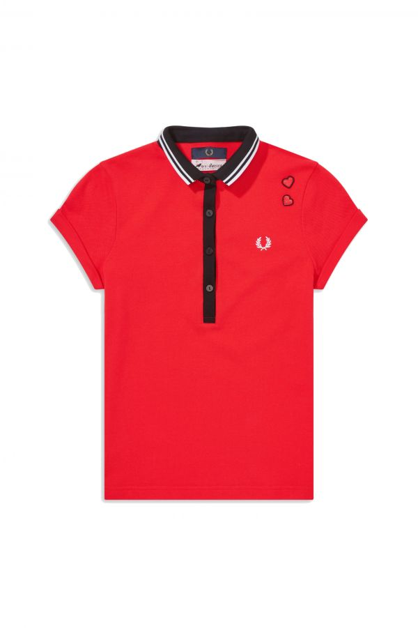 Amy Winehouse Polo Fred Perry