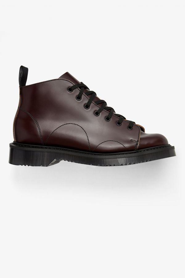 George Cox Monkey Boot in pelle