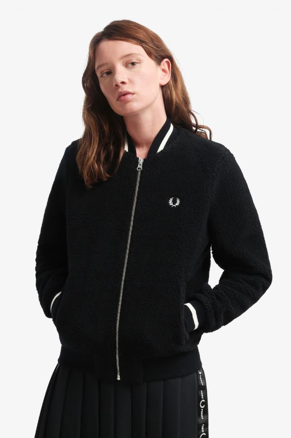 Borg Fleece Jacket