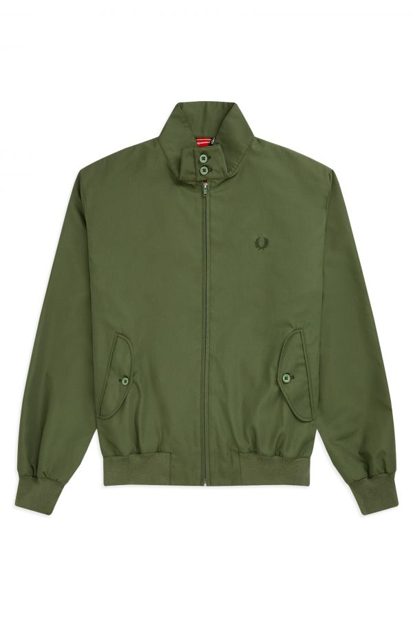 Made In England Casaco Harrington
