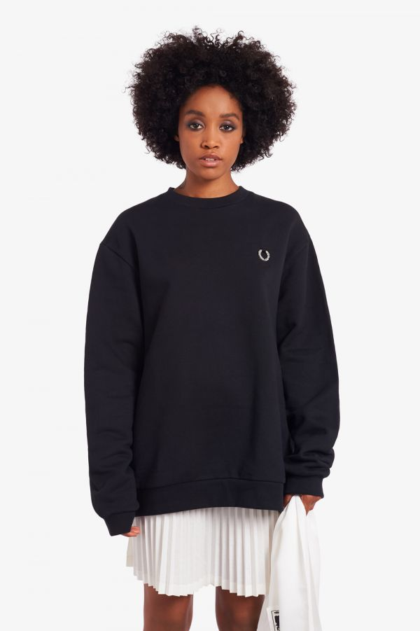 Laurel Wreath Sweatshirt mit Details