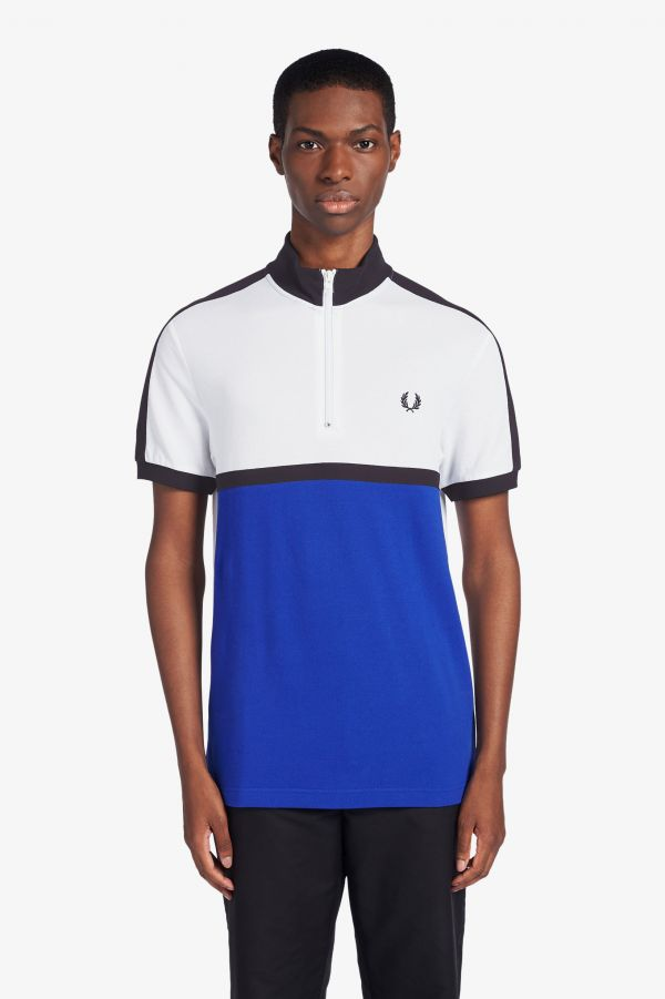 Polo colour block