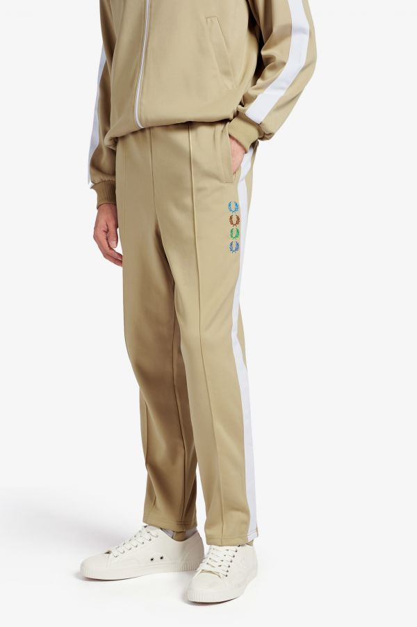 Beams Track Pant Con Staffe