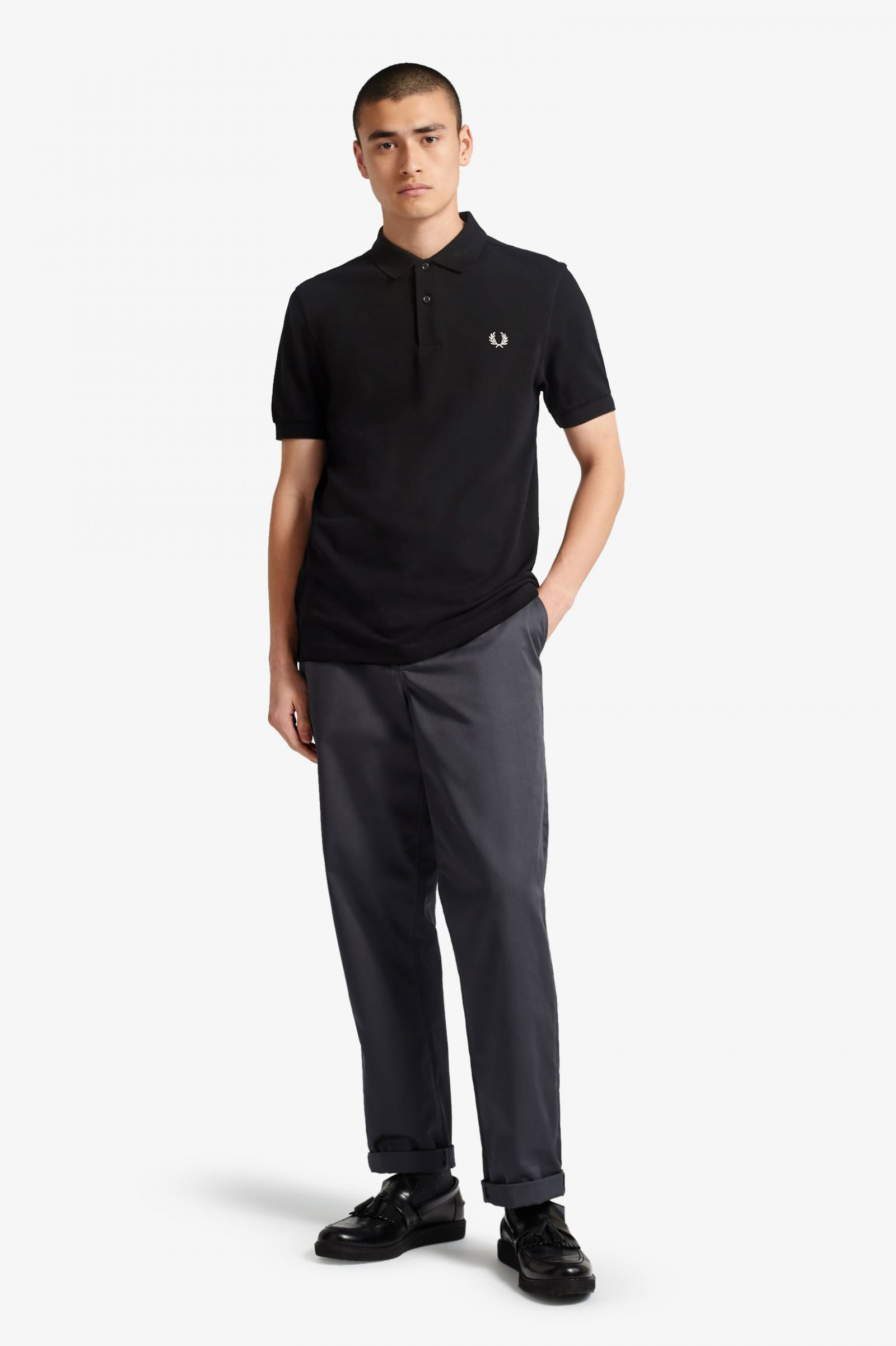 Polo para Hombre Fred Perry M6000
