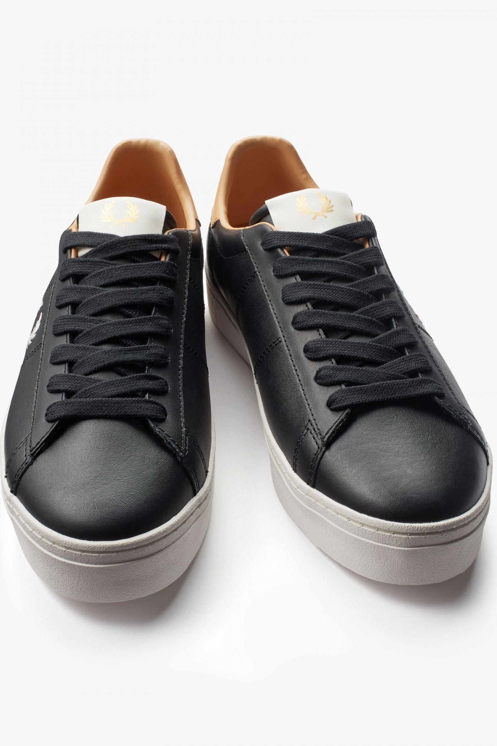 Chaussures Spencer en cuir vulcanisé