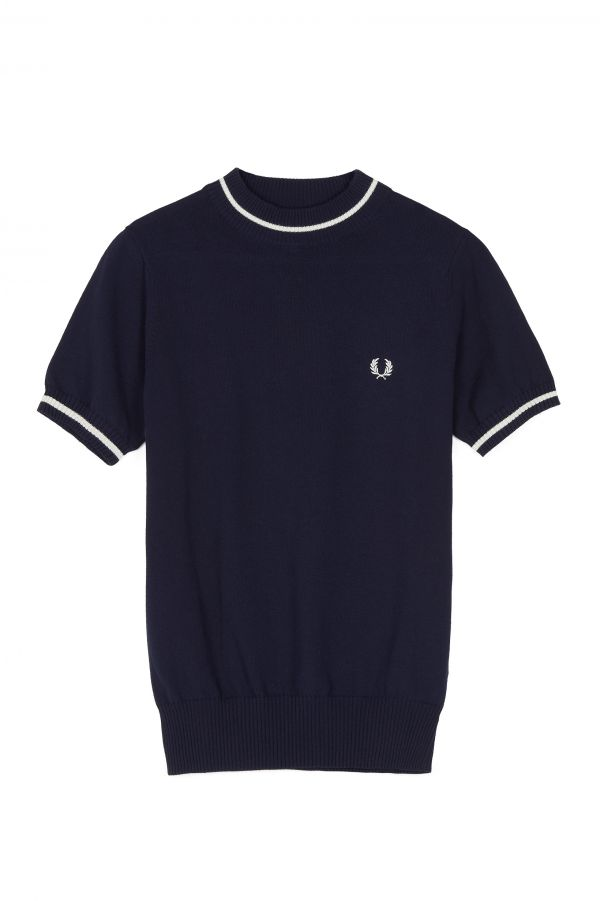 Reissues Short Sleeve Turtleneck Jumper