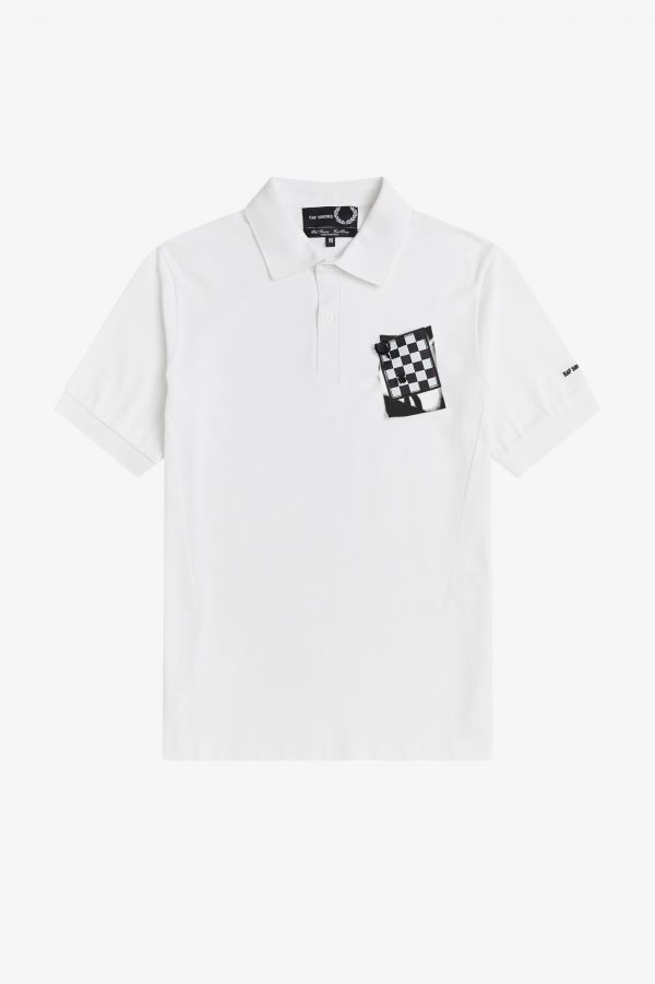 Chest Patch Polo Shirt