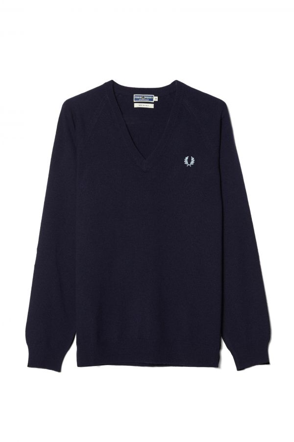 Reissues Classic V-Neck Jumper