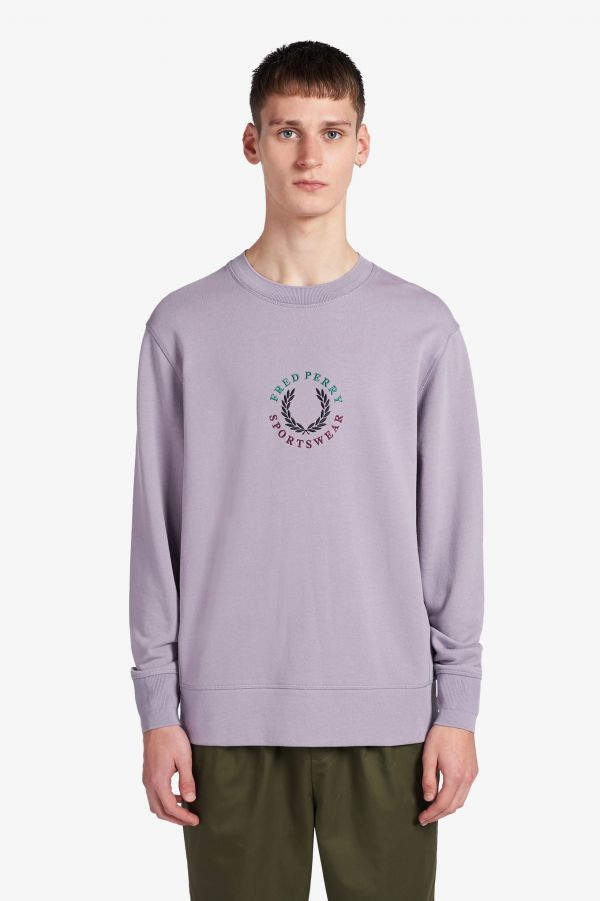 Archive Branded Sweatshirt