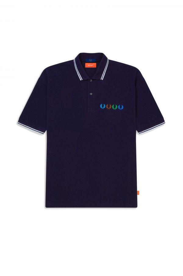 Beams Polo Con Doppia Riga