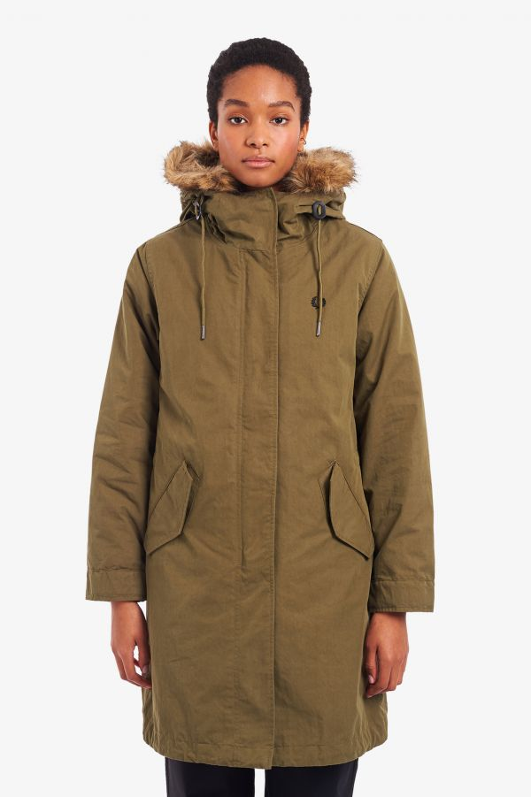 Zip-In Liner Parka
