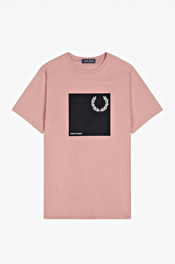 T-shirt gráfica Laurel Wreath